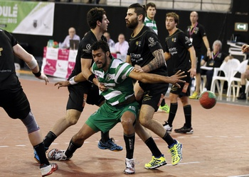 ABC-Sporting CP - Andebol 1