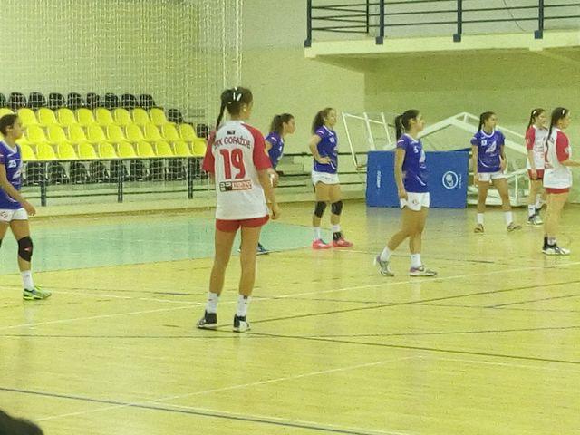 ZRK Gorazde - Jac-Alcanena - 2ª mão 3ª eliminatória Challenge Cup