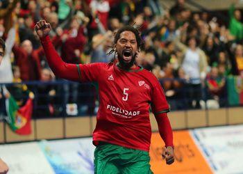 Gilberto Duarte - Portugal : Polónia - Qualificação para o Play-Off do Mundial 2019 - foto: Pedro Alves