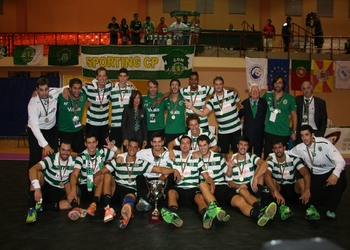 Sporting CP - Vencedor Supertaça Masculina 2013
