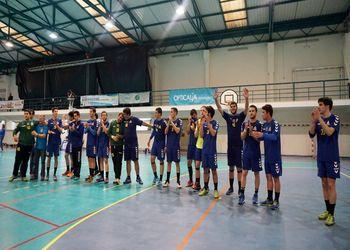 Alavarium AC - Campeão Nacional de Juniores Masculinos 2ª Divisão 2017/ 2018
