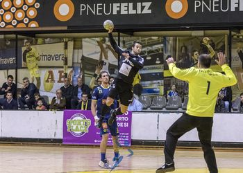 ABC/UMinho : AA Avanca - Campeonato Andebol 1 - foto: Porfírio Ferreira