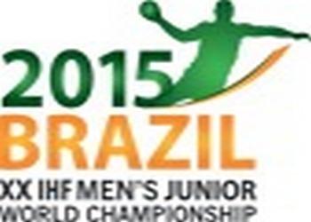 Logo Campeonato Mundo Sub-21 - Brasil 2015