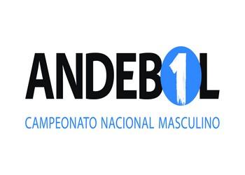 Logo Andebol 1