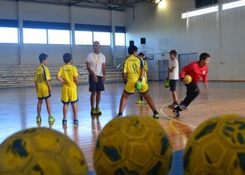 1.º Forum Desporto - Andebol - Santa Maria - Açores