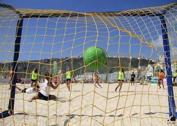 Foto Andebol de Praia