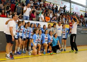 Encontro Nacional Infantis - Braga 2016 - Alpendorada vencedor feminino