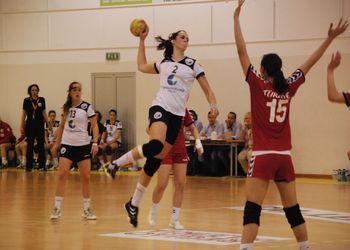 Turquia : Portugal - qualificação sub-19 femininas