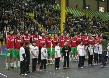 Jogo Portugal-Estónia 1- apresentação equipas