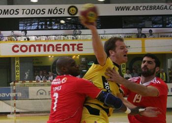 ABC Braga : SL Benfica - José Pedro Coelho