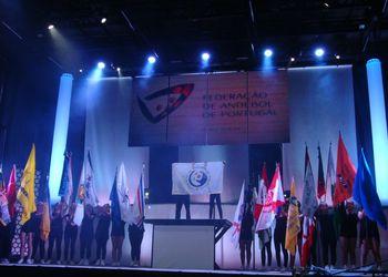 Cerimónia de abertura - Encontro Nacional de Minis