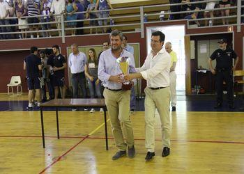 FC Porto - Campeão Nacional de Iniciados Masculinos 2014-2015 - entrega de prémios - foto: António Oliveira