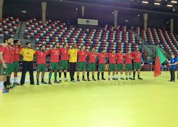 Portugal - antes jogo com Estónia