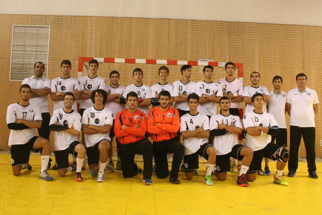 Scandibérico 2014 - Seleção nacional Juniores B (M)