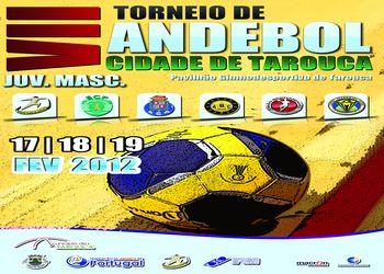 Cartaz VII Torneio Cidade de Tarouca