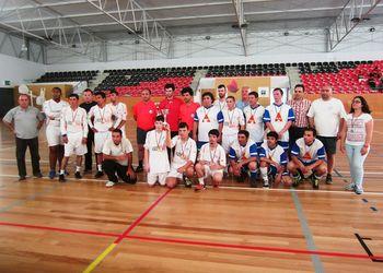 Campeonato Regional Deficiência Intelectual: Setúbal - Campeão do Sul
