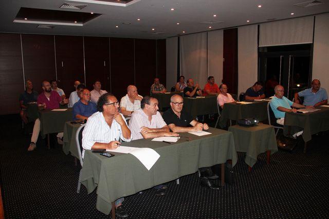 Ação de formação Quadros de Arbitragem 2017-2018 em Viseu