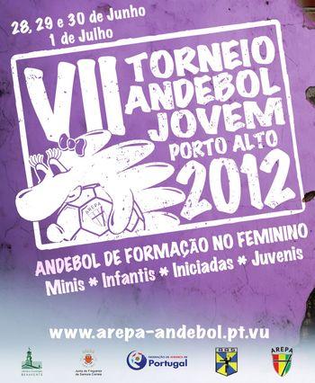 VII Torneio Andebol Jovem AREPA 2012