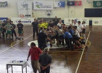 Águas Santas - Campeão Nacional Iniciados masculinos 2015-16
