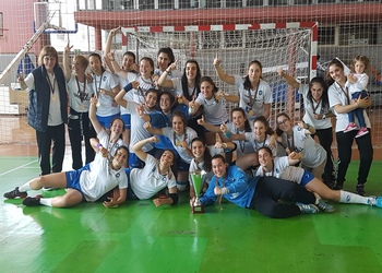 CALE - Campeão Nacional Juvenis Femininos - 2015-16