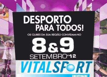 VitalSport - 8 e 9 de Setembro de 2012