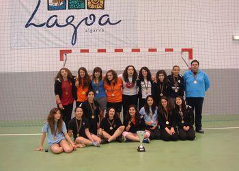 CS Juventude Mar - Campeão Nacional 2ª Divisão Iniciados Femininos