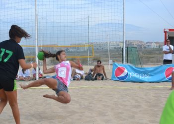 Fase Final do Circuito Nacional de Andebol de Praia