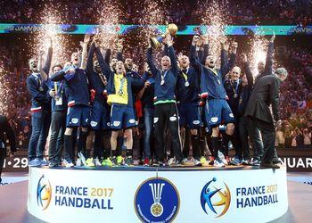 França sagra-se bicampeã do Mundo Seniores Masculinos