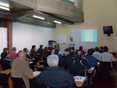 Curso Teórico - Prático para o Grupo Nacional de Oficiais de Mesa - 31.05.08, S. Bernardo 4