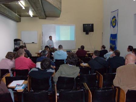 Curso Teórico - Prático para o Grupo Nacional de Oficiais de Mesa - 31.05.08, S. Bernardo 6
