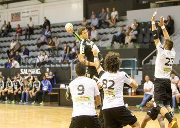 Águas Santas Milaneza : AA Avanca - Campeonato Andebol 1 - foto: António Oliveira
