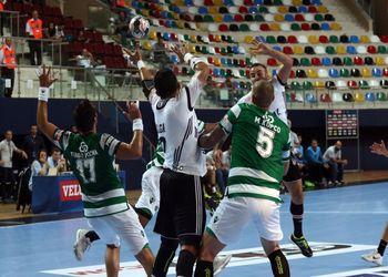 Besiktas Mogaz HT : Sporting CP - Velux EHF Champions League