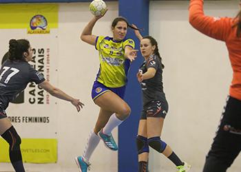Campeonato 1ª Divisão Feminina - Alavarium Love Tiles x Madeira SAD - 1/2 Final - Jogo 1