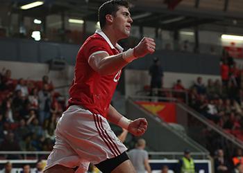 Campeonato Andebol 1 - SL Benfica x FC Porto - GA - 4ª Jornada