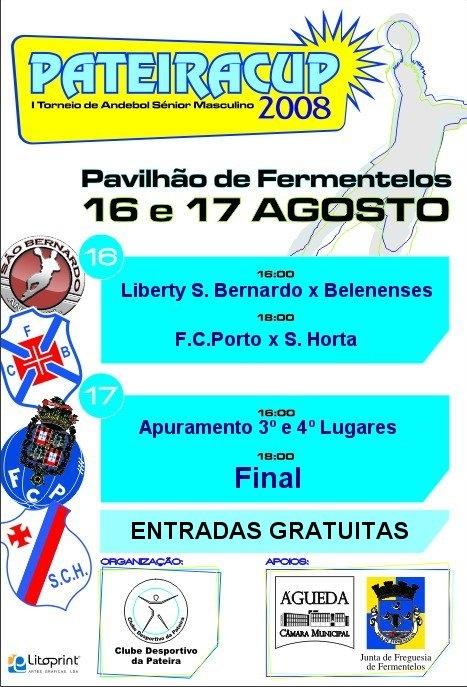 Pateira CUP 2008