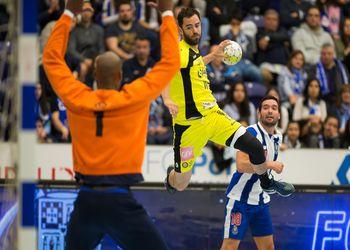 FC Porto : ABC/UMinho - Campeonato Andebol 1 - foto: Pedro Alves