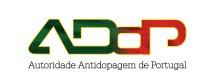 Logo Autoridade Antidopagem de Portugal (ADoP)