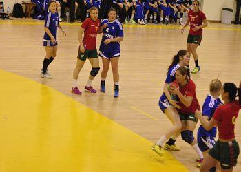 Portugal - Finlândia - Renata Tavares - II Torneio Internacional de Leiria - foto: Marco Serpa