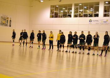 Portugal - Finlândia - II Torneio Internacional de Leiria - foto: Marco Serpa