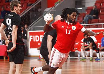 Campeonato Andebol 1 - SL Benfica x Madeira SAD (Grupo A - 1ª Jornada)