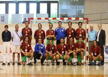 Seleção Campeã Europa Sub-18 (1992) - foto de José Lorvão