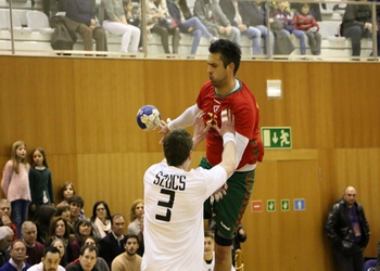 Boletim de jogo Portugal-Eslováquia - Torneio Terras do Demo