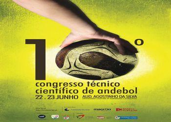 Cartaz 10º Congresso Técnico Científico - 22 e 23.06.13