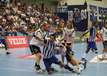 FC Porto-Eleverum - Tiago Rocha