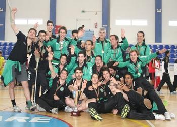Sporting Clube de Portugal - Campeão Juniores 2012-2013