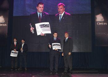 Pedro Sequeira galardoado com Prémio de Mérito Desportivo - Personalidade do Ano 2014
