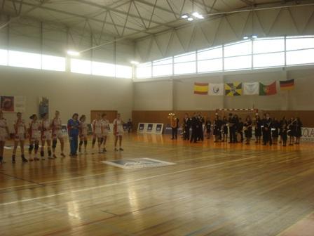 Torneio das 4 Nações - Portugal A : Espanha 3
