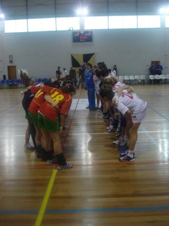 Torneio das 4 Nações - Portugal A : Espanha 5