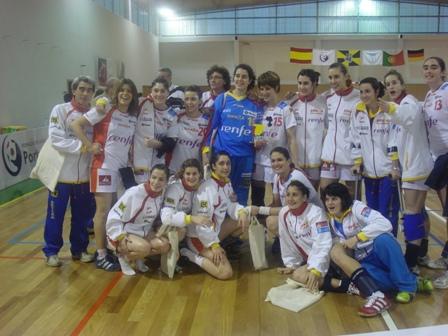Torneio das 4 Nações - Entrega de Prémios - Espanha