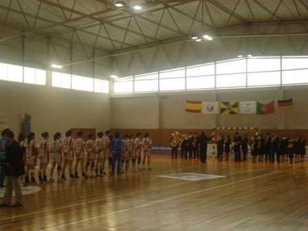 Torneio das 4 Nações - Portugal A : Espanha 4
